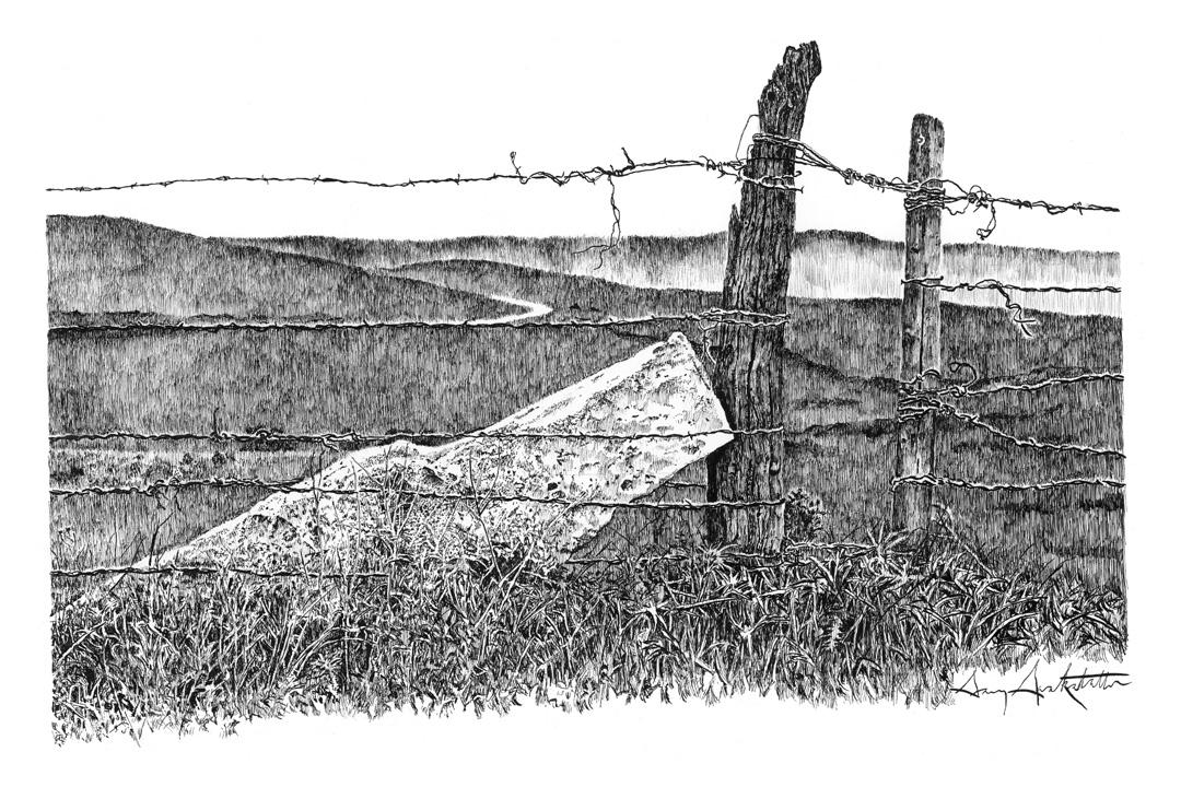 Flint Hills Fence