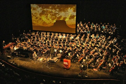 Chaco Canyon Symphony