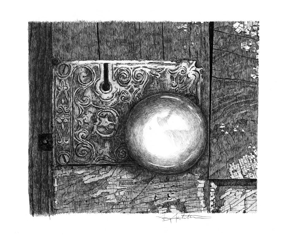 Grandma's Doorknob